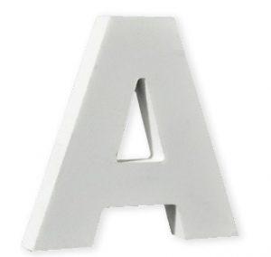 Letras en vinilo