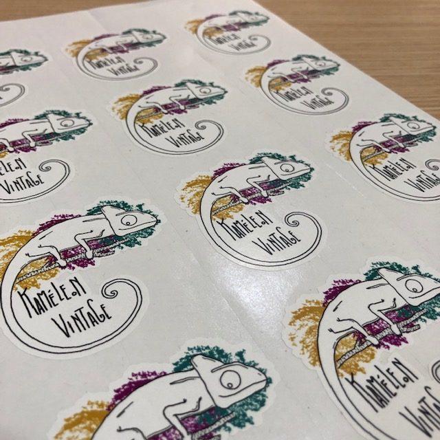 etiquetas adhesivas en vinilo 1
